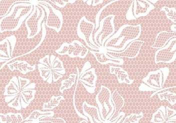 Lace Texture Vector - Free vector #348193
