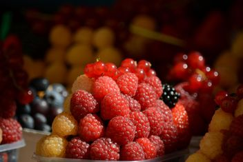 Heap of fresh ripe berries - image #348493 gratis