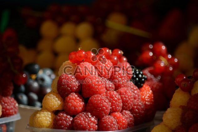 Heap of fresh ripe berries - Free image #348493