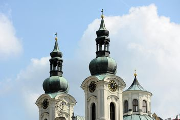 Church of St. Mary Magdalene, Karlovy Vary - image gratuit(e) #348513