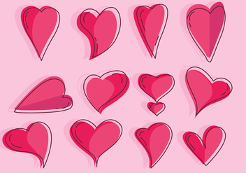 Heart Vector - Free vector #349583