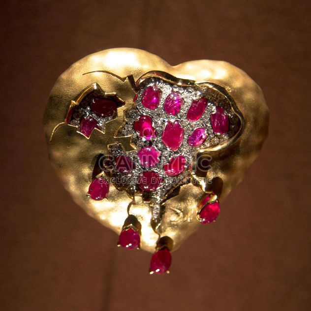 Heart from collection of Salvador Dali - Free image #350223