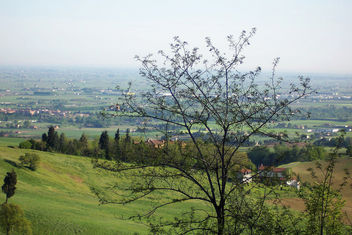 Italy (Dozza, Toscana) Beautiful landscape - бесплатный image #350593