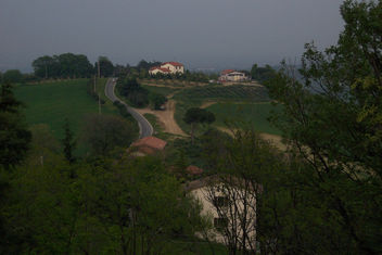 Italy (Dozza, Toscana) Another landscape view - бесплатный image #350943