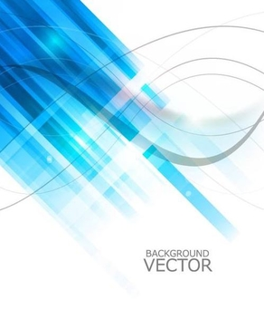 Elegant Lines Curves Abstract Background - vector #351063 gratis