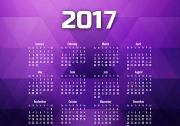 2016 Calendar Design - vector #354503 gratis
