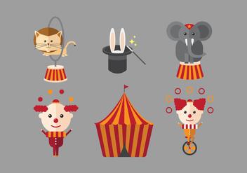 Vector Circus - Free vector #355263