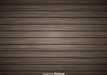 Dark Wooden Planks Vector Background - Free vector #356413