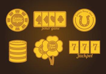 Casino Royale Vector - vector gratuit #358513