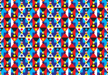Free Abstract Pattern #3 - бесплатный vector #358633