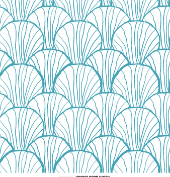 Vintage abstract pattern - vector gratuit #359073