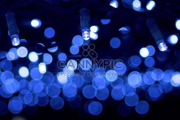 Weihnachten-Bokeh-Hintergrund - Free image #359173