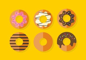 Vector Donut - бесплатный vector #359853