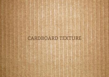Free Vector Cardboard Textura - Kostenloses vector #360903