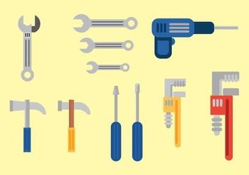 Free Tools Vectors - Free vector #361393