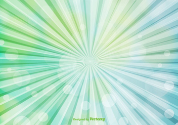 Abstract Sunburst Background - Free vector #362053