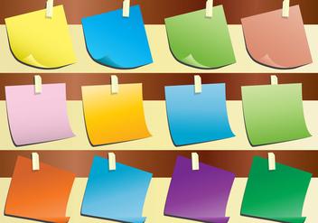 Page Flip Paper Vectors - Kostenloses vector #362413