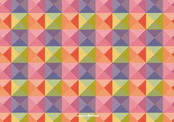 Geometric Background - vector gratuit #363853