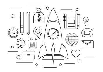 Business Entrepreneurship - Free vector #364773