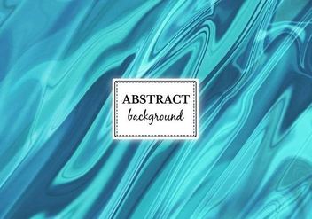 Free Vector Turquoise Abstract Background - Free vector #364953