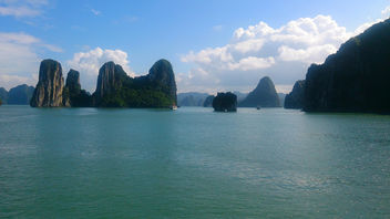 Ha-Long Bay, Vietnam - Free image #365503