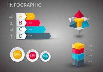 Free Infographics Design Vectors - Free vector #365693