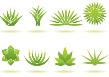 Maguey Logos - Free vector #365793