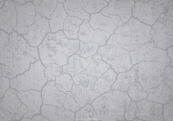 Cracked Stone Vector Texture - vector gratuit #366073