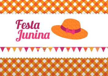 Free Junina Festa Vector - Free vector #366373