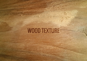 Vector Wooden Texture Background - бесплатный vector #366563