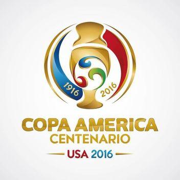 Copa America Centenario 2016 - Free vector #369863