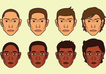 Hair Grow Up - vector gratuit #370203