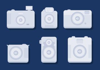 Vector Camera - vector gratuit #370833