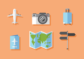 Vector Traveling - Free vector #370883