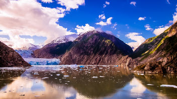 Alaska in June - Edit #2 (Earth Tone) - image gratuit(e) #371313