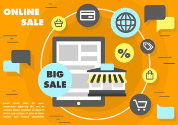 Free Online Sale Vector - Free vector #371913