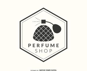 Perfume shop logo - Free vector #371973