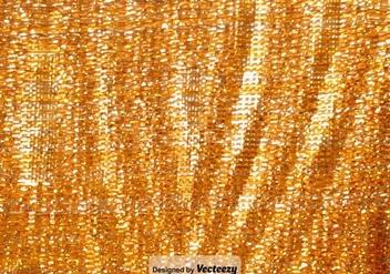 Vector Gold Sparkling Texture - Kostenloses vector #372223