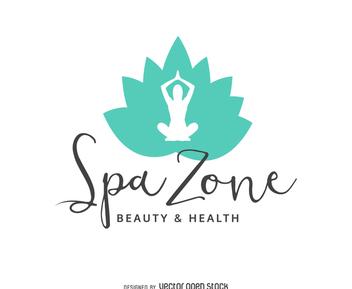 Zen spa logo - Free vector #372283