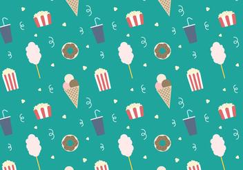 Free Popcorn Vector 2 - Free vector #373463