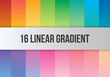 Free Linear Gradient Vectors - Free vector #373613