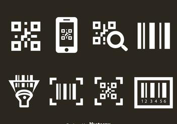 Barcode Scanner Vector - Free vector #373643