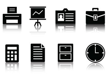 Free Minimalist Icons - Free vector #374903
