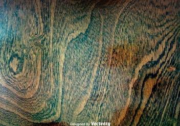 Realistic Dark Wood Vector Texture - Kostenloses vector #377323