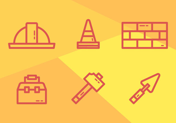 Free Building & Construction Vector Graphic 1 - бесплатный vector #377703