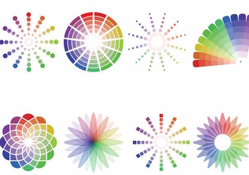Color Swatches - Free vector #377713