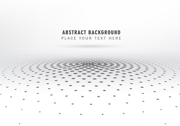 Free Vector Abstract Dots Background - Free vector #377903