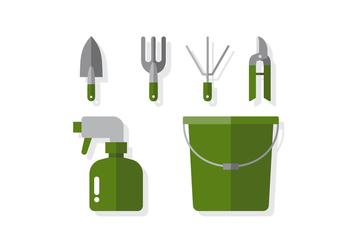 Vector Gardening - Kostenloses vector #378213