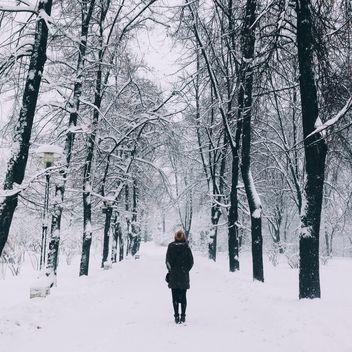 Winter - image #379973 gratis