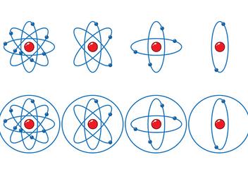 Atomium Vector 1 - vector #380263 gratis